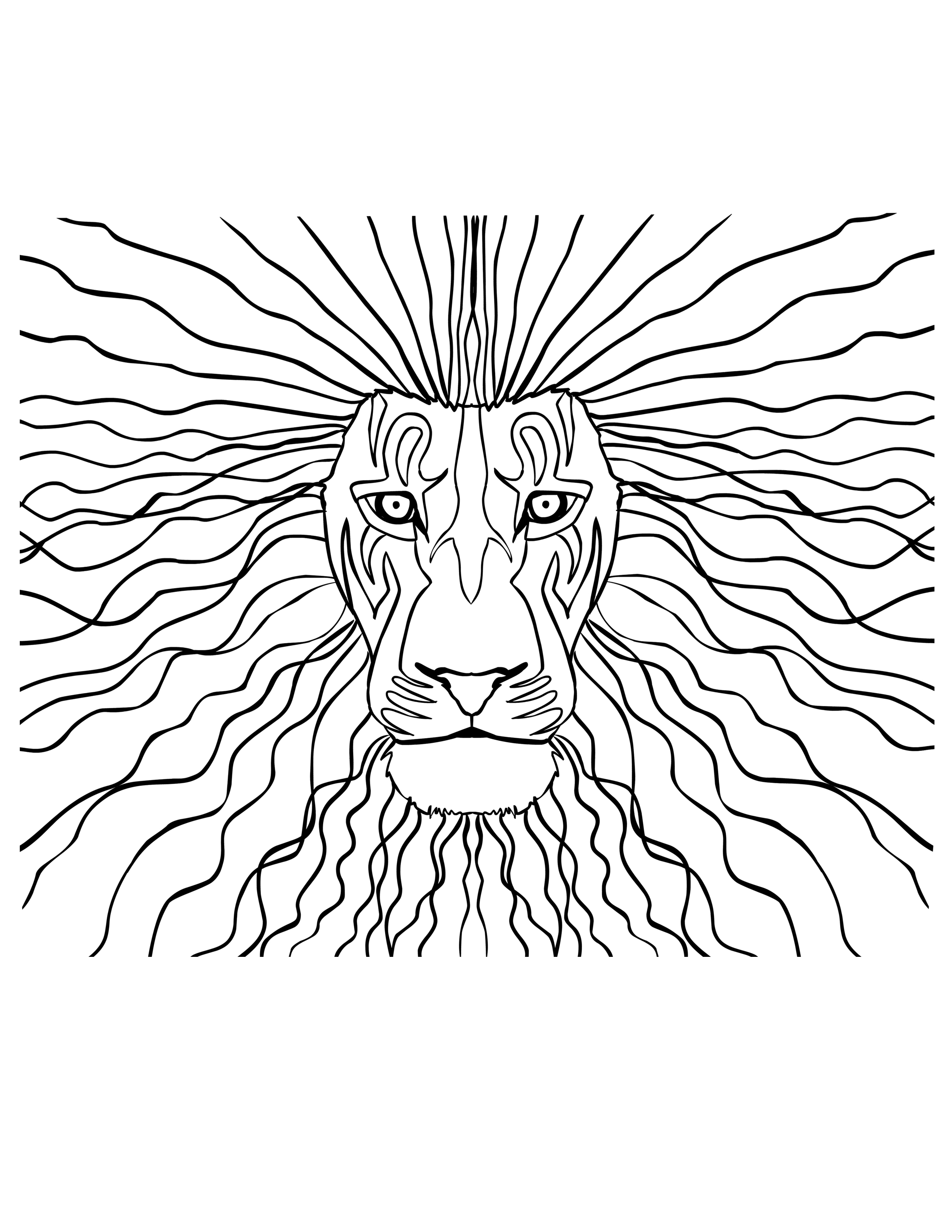 Magestic Lion For Print Glorious Eagle Dancing Stallion Decorative Horse Profile