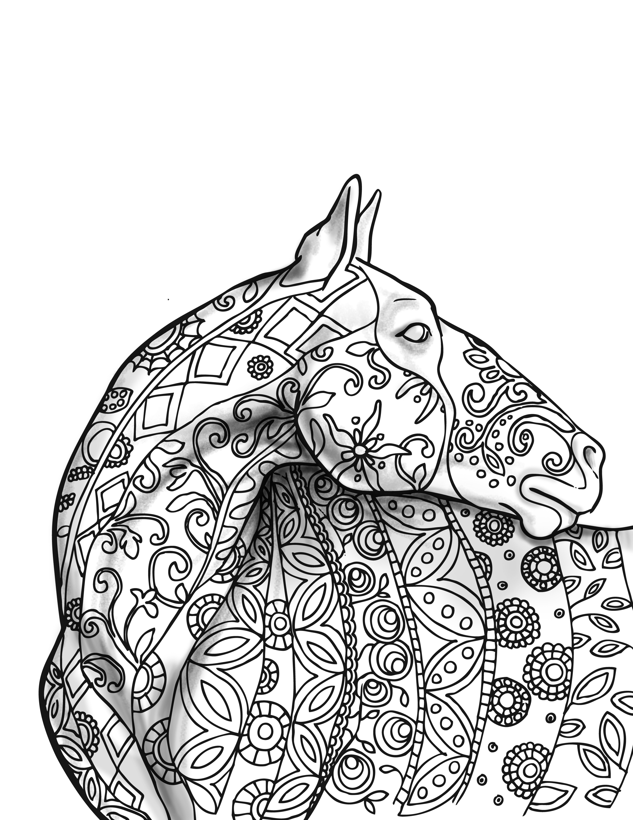 online free coloring pages for adults | Coloring Book samples | Selah Works - Adult Coloring Books