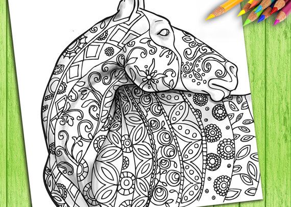 Print Adult Coloring Page For Adults – Coloring For Grownups!