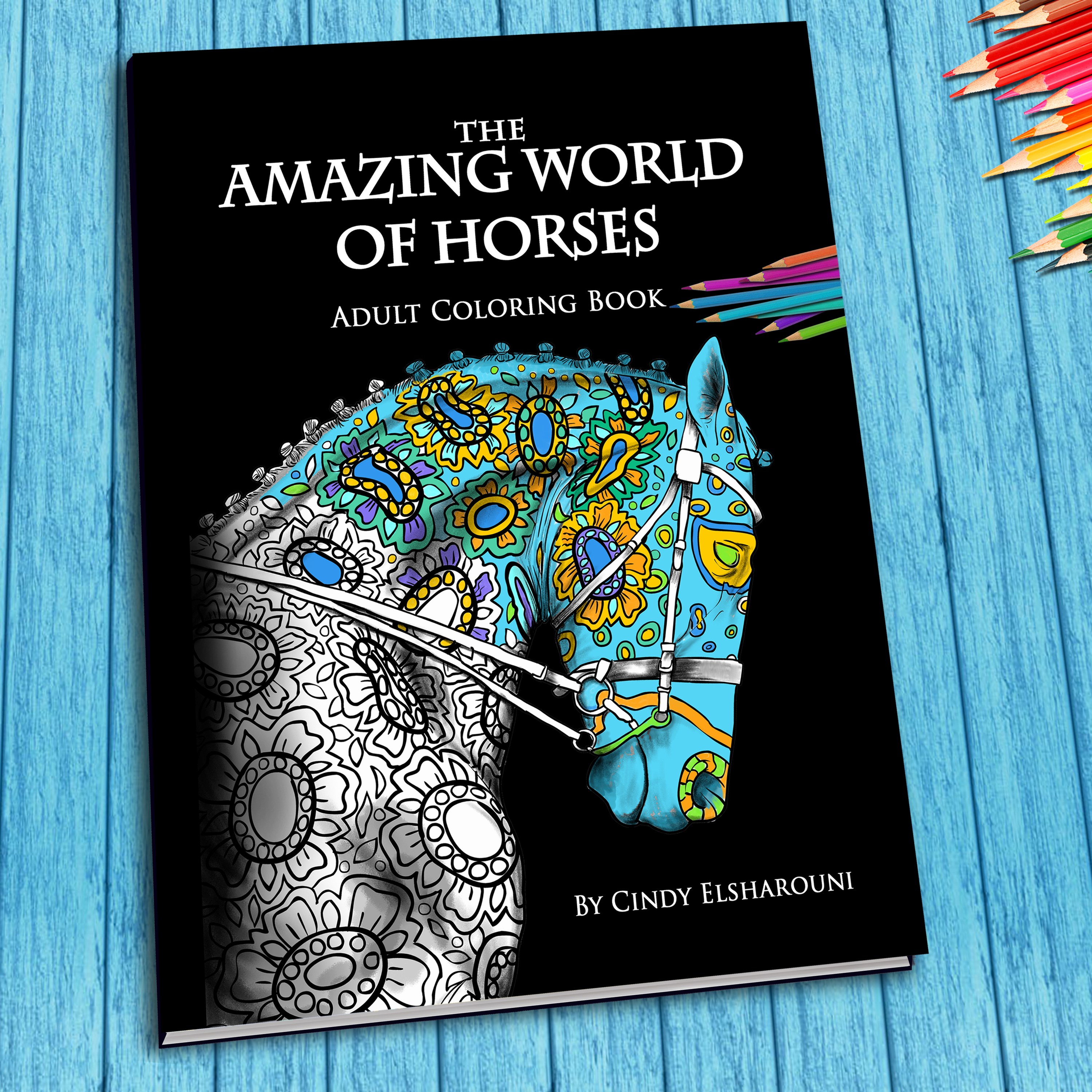 Colorful coloring book for adults download - Coloring Books