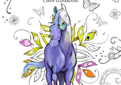 Enchanted World of Horses Digital Download
