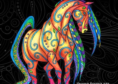 Creative Horses and Fanciful Unicorns