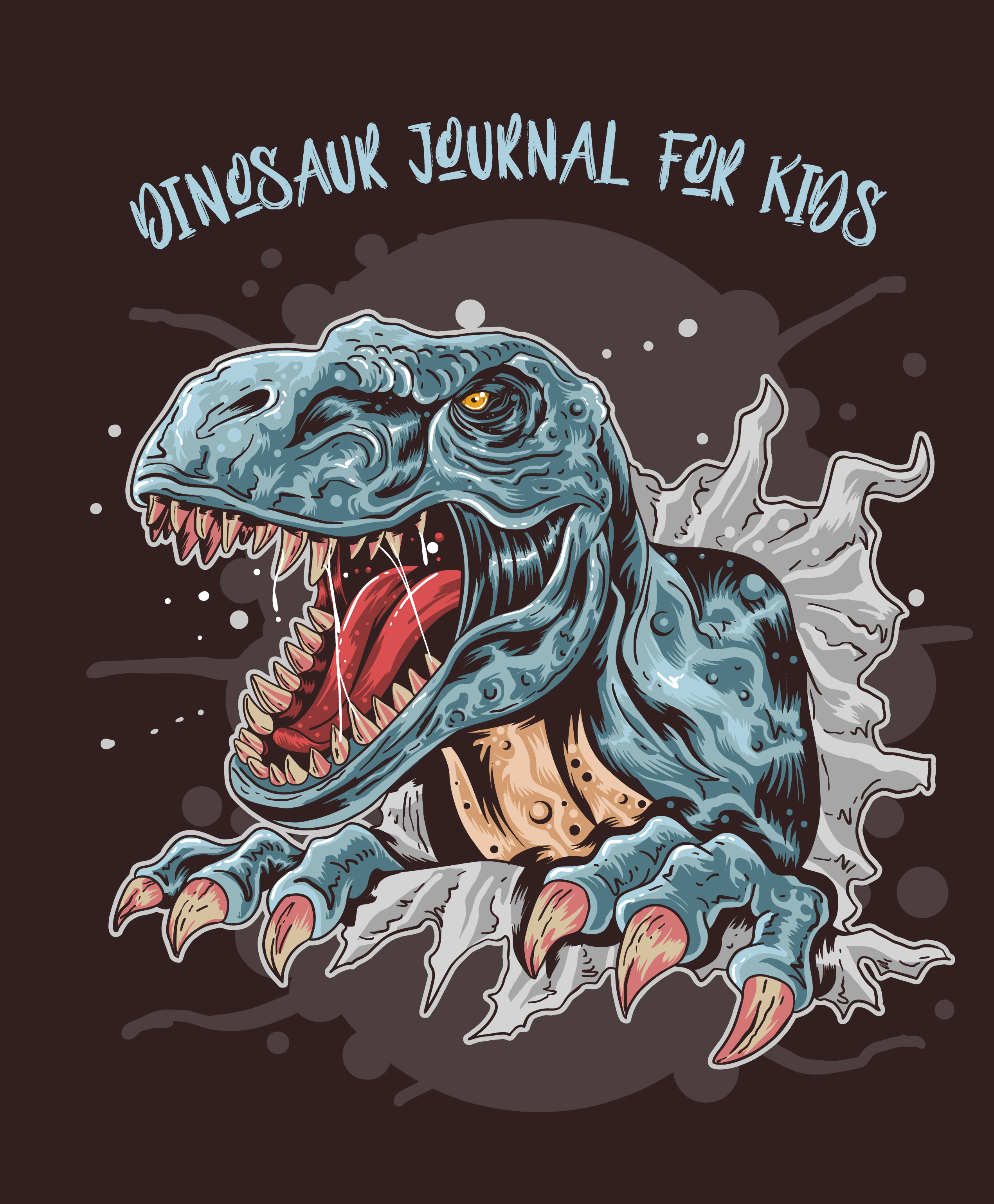 Dinosaur Journal Diary