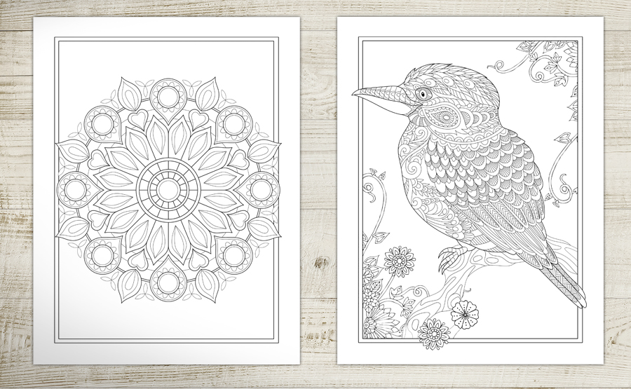 Adult Coloring For Everyone | Selah Works - Cindy's Adult ...
