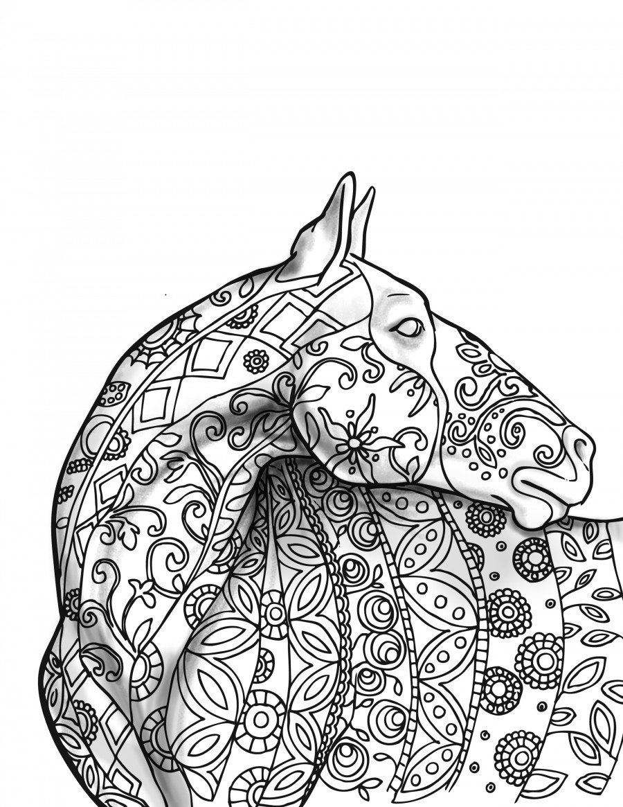 Adult Coloring Book Pages | Selah Works - Adult Coloring Books