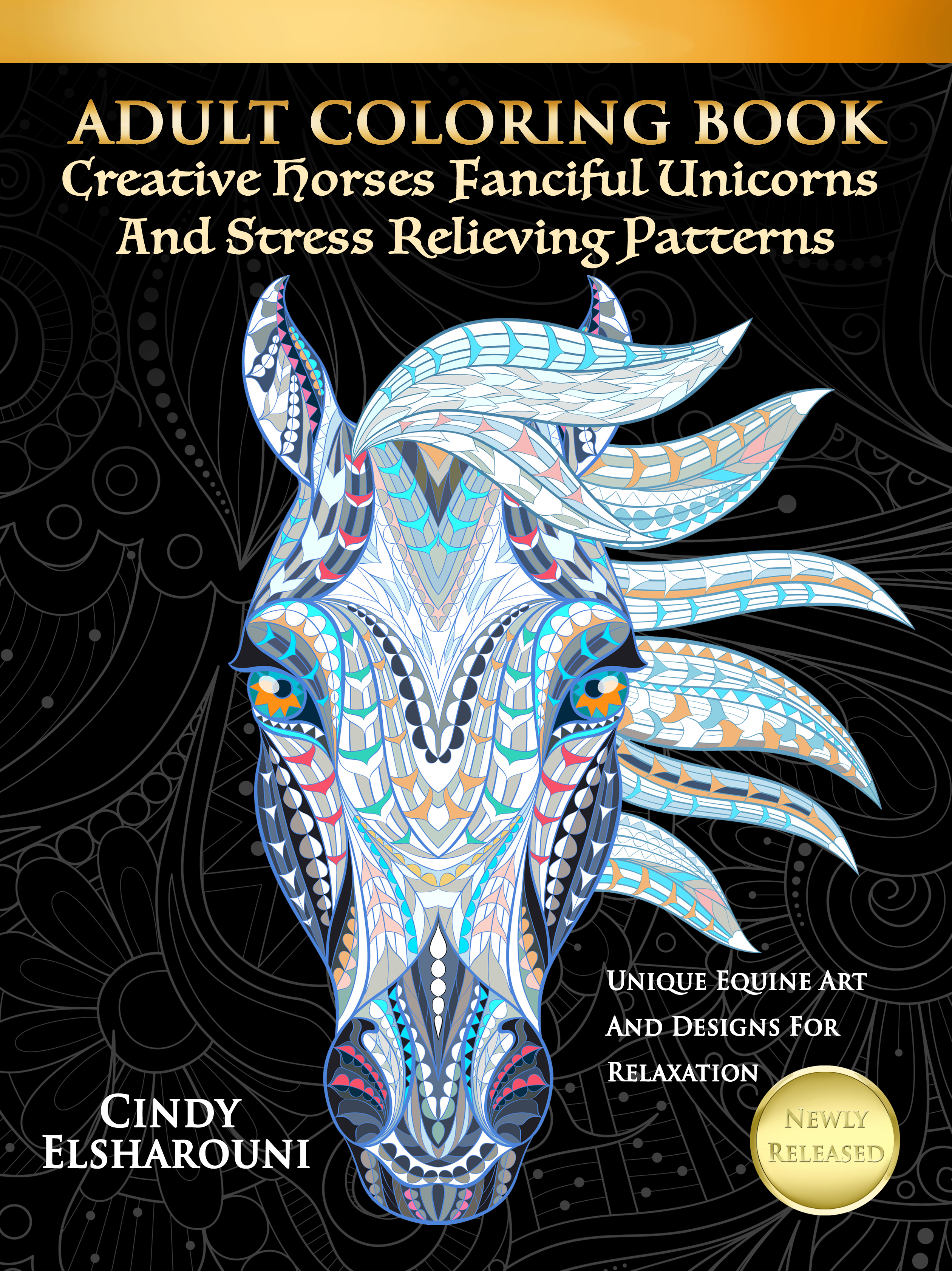 Creative Horses front cover