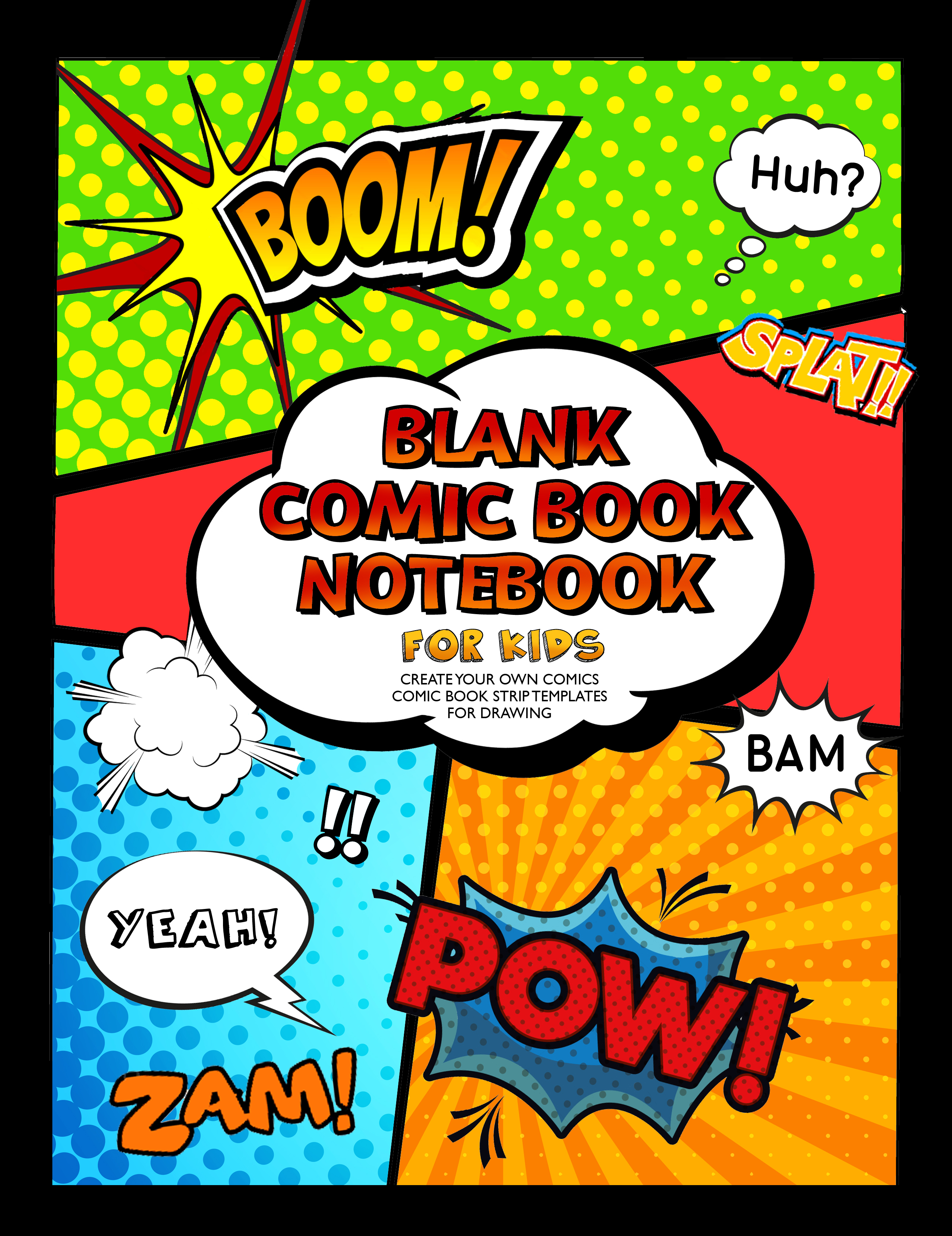 My Comic Book-front