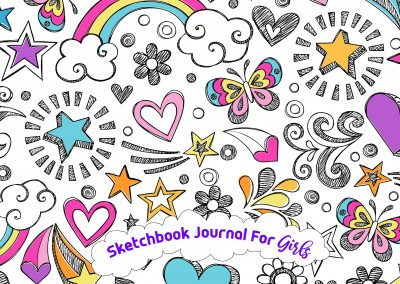 Sketchbook Journal For Girls
